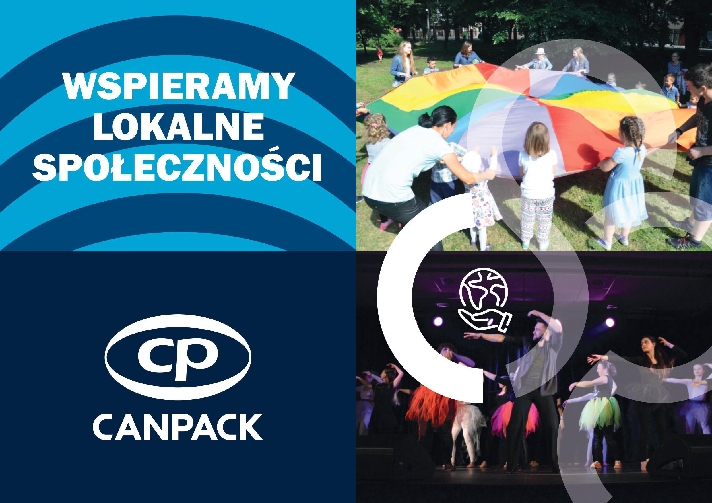 CANPACK wspiera lokalne społeczności